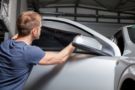 Airpark Auto Detailing Window Tinting